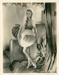 """Claire Dodd in """"Whoopee!"""" by Kenneth Alexander (United Artists, 1930). Publicity Still (8"""" X 10"""")..."""