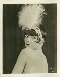 "Louise Brooks in ""The American Venus"" (Paramount, 1926). Portrait Still (8"" X 10"")"