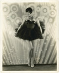 """Movie Posters:Crime, Louise Brooks in """"The Canary Murder Case"""" by Eugene Robert Richee (Paramount, 1929). Portrait Photo (8"""" X 10"""").. ..."""