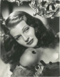 "Movie Posters:Miscellaneous, Rita Hayworth by A. L. Whitey Schafer (Columbia, 1941). PortraitStill (10.25"" X 13.25"").. ..."