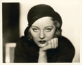 "Movie Posters:Miscellaneous, Tallulah Bankhead (Paramount, 1930s). Portrait Still (8"" X 10"").. ..."