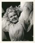 """Movie Posters:Miscellaneous, Jean Harlow by Ted Allen (MGM, 1930s). Portrait Still (8"""" X 10"""").. ..."""