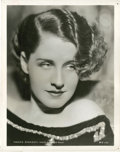 "Movie Posters:Miscellaneous, Norma Shearer (MGM, 1931). Portrait Still (8"" X 10"").. ..."
