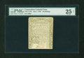 Colonial Notes:Connecticut, Connecticut July 1, 1780 40s PMG Very Fine 25 Net....