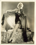 """Movie Posters:Miscellaneous, Jean Harlow by Max Munn Autrey (Fox, Early 1930s). Portrait Still(8"""" X 10"""").. ..."""