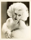 """Movie Posters:Miscellaneous, Jean Harlow (MGM, 1933). Portrait (8"""" X 10"""").. ..."""