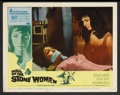 "Movie Posters:Horror, Horror Lot (Various, 1961-1967). Lobby Cards (3) (11"" X 14"") and Stills (3) (8"" X 10""). Horror.. ... (Total: 6 Items)"