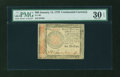 Colonial Notes:Continental Congress Issues, Continental Currency January 14, 1779 $60 PMG Very Fine 30 EPQ....