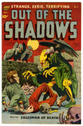 Golden Age (1938-1955):Horror, Out Of The Shadows #6 (Standard, 1952) Condition: FN/VF....