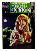 Bronze Age (1970-1979):Horror, House of Secrets #92 (DC, 1971) Condition: VG/FN....
