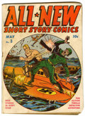 Golden Age (1938-1955):War, All New Comics #3 (Family Comics, 1943) Condition: VG+....