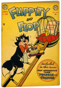 Golden Age (1938-1955):Funny Animal, Flippity and Flop #1 (DC, 1951) Condition: FN-....
