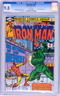 Modern Age (1980-Present):Superhero, Iron Man #135 (Marvel, 1980) CGC NM/MT 9.8 White pages....