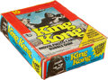 "Non-Sport Cards:Unopened Packs/Display Boxes, 1976 Topps ""King Kong"" Unopened Wax Box. ..."