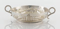 Silver Holloware, British:Holloware, A CHARLES II SILVER SWEETMEAT DISH. John Smith, London, England,1673-74. Marks: (lion passant), (leopard's head crowned), c...