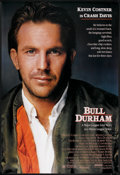 "Movie Posters:Sports, Bull Durham (Orion, 1988). One Sheet (27"" X 41"") Kevin Costner Style. Sports.. ..."