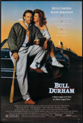 """Movie Posters:Sports, Bull Durham (Orion, 1988). One Sheet (27"""" X 41""""). Sports.. ..."""