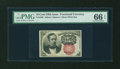 Fractional Currency:Fifth Issue, Fr. 1266 10¢ Fifth Issue PMG Gem Uncirculated 66 EPQ....