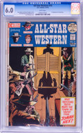 Bronze Age (1970-1979):Western, All-Star Western #10 (DC, 1972) CGC FN 6.0 White pages....