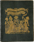 Books:First Editions, [Charles Dickens]. The Loving Ballad of Lord Bateman.London: Charles Tilt, 1839. First edition, first issue. Ten (o...