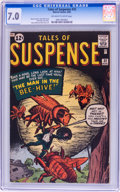 Silver Age (1956-1969):Adventure, Tales of Suspense #32 (Marvel, 1962) CGC FN/VF 7.0 Off-white to white pages....