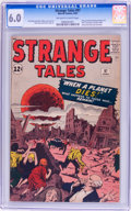 Silver Age (1956-1969):Horror, Strange Tales #97 (Marvel, 1962) CGC FN 6.0 Off-white to whitepages....