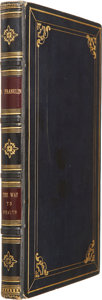 Books:Non-American Editions, Benj[amin]. Franklin. The Way to Wealth or Poor RichardImproved. Paris: Ant. Aug. Renouard, 1795.. Sixteenmo (7 x...