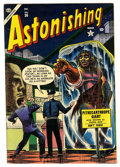 Golden Age (1938-1955):Horror, Astonishing #36 (Atlas, 1954) Condition: VF-....