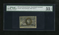 Fractional Currency:Second Issue, Fr. 1318 50c Second Issue PMG About Uncirculated 55 EPQ....