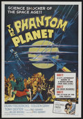 "Movie Posters:Science Fiction, Phantom Planet (American International, 1961). One Sheet (27"" X41""). Science Fiction. Starring Dean Fredericks, Coleen Gray..."