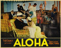 "Movie Posters:Drama, Aloha (Tiffany, 1931). Lobby Card (11"" X 14""). ..."