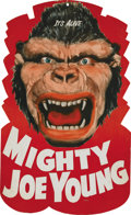 "Movie Posters:Adventure, Mighty Joe Young (RKO, R-1953). Double Sided Mobile (12.5"" X20.5""). ..."