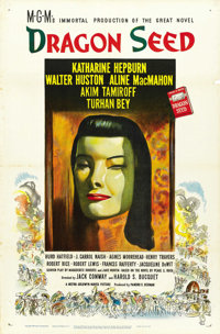"""Dragon Seed (MGM, 1944). One Sheet (27"""" X 41"""") Style D"""