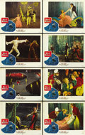 """Movie Posters:Musical, Tales of Hoffmann (Lopert Films, 1951). Lobby Card Set of 8 (11"""" X 14""""). ... (Total: 8 Items)"""