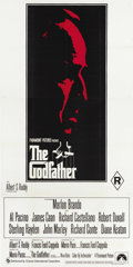 "Movie Posters:Crime, The Godfather (Paramount, 1972). Australian Three Sheet (41"" X81""). ..."