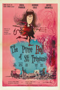 "Movie Posters:Comedy, The Pure Hell of St. Trinian's (British Lion, 1960). British OneSheet (27"" X 40""). ..."