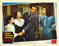 "Movie Posters:Romance, The Philadelphia Story (MGM, 1940). Lobby Card (11"" X 14"")...."