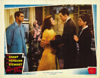 "The Philadelphia Story (MGM, 1940). Lobby Card (11"" X 14"")"
