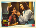 "Movie Posters:Romance, The Philadelphia Story (MGM, 1940). Lobby Cards (2) (11"" X 14"").... (Total: 2 Items)"