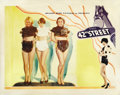 """Movie Posters:Musical, 42nd Street (Warner Brothers, 1933). Lobby Card (11"""" X 14""""). ..."""