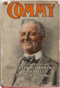 "Baseball Collectibles:Others, 1919 ""The Life Story of Charles A. Comiskey"" by Charles Comiskey...."