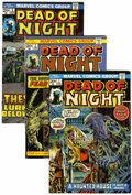 Bronze Age (1970-1979):Horror, Dead of Night #1-11 Group (Marvel, 1973-75) Condition: AverageVF+.... (Total: 14 Comic Books)
