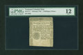 Colonial Notes:Vermont, Vermont February 1781 2s6d PMG Fine 12....