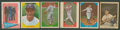 Baseball Cards:Sets, 1959-1961 Fleer Baseball Partial and Near Sets Trio (3). ... (Total: 3 sets)