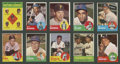 Baseball Cards:Lots, 1963 Topps Baseball Collection (134). ...