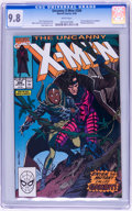 Modern Age (1980-Present):Superhero, X-Men #266 (Marvel, 1990) CGC NM/MT 9.8....