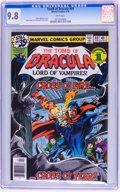 Bronze Age (1970-1979):Horror, Tomb of Dracula #69 (Marvel, 1979) CGC NM/MT 9.8 White pages....