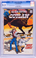 Bronze Age (1970-1979):Western, All-Star Western #7 (DC, 1971) CGC VF+ 8.5 Off-white to white pages....