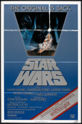 "Movie Posters:Science Fiction, Star Wars (20th Century Fox, R-1982). One Sheet (27"" X 41""). Science Fiction.. ..."
