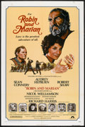 "Movie Posters:Adventure, Robin and Marian (Columbia, 1976). One Sheet (27"" X 41"").Adventure.. ..."